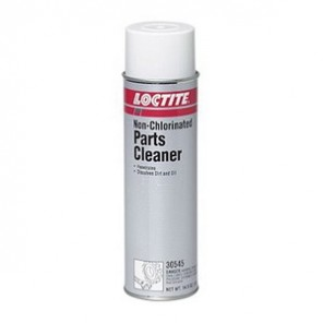 Loctite® 30545 Non-Chlorinated Parts Cleaner, 14.5 oz Aerosol Can, Aerosol, Water White, Clear, -9.4 deg F Flash