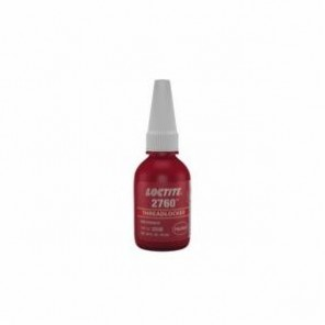 Loctite® 32526 1-Part High Strength Threadlocker, 10 mL Bottle, Liquid, Red, 1.14