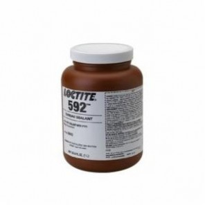 Loctite® 59243 1-Part Thread Sealant, 1 L Bottle, Paste, White, 1.21