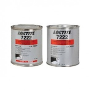 Loctite® Fixmaster® 98742 2-Part Wear Resistant Putty, 1 lb Kit, Part A: Paste; Part B: Solid, Paste