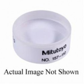 Mitutoyo 157 Inch Optical Parallel, 0.5 in THK, 0.000008 in