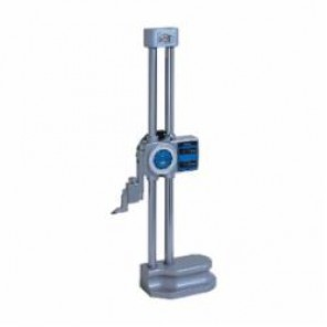 Mitutoyo 192 Dial Height Gauge With Digital Counter, 0 to 12 in, +/-0.0015 in, 0.001 in, 135 mm Base