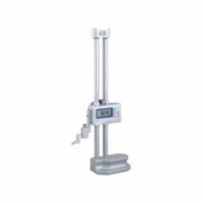 Mitutoyo 192 Inch/Metric Standard Digimatic Height Gauge, 0 to 12 in/0 to 300 mm, +/-0.001 in, 135 mm Base