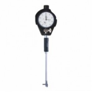 Mitutoyo Series 511 Metric Bore Gage With 2046SB Dial Indicator, 10 to 18.5 mm, Graduation 0.01 mm, Steel
