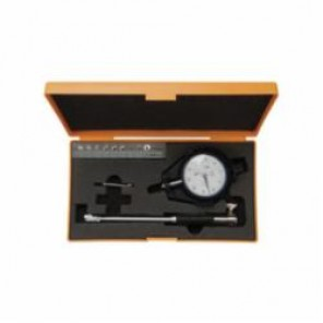 Mitutoyo Series 511 Inch Bore Gage With 2922SB Dial Indicator, 0.4 to 0.75 in, Graduation 0.0005 in, Steel