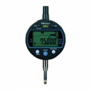 Mitutoyo ABSOLUTE® ID-C 543 Flat Back Inch/Metric Digimatic Indicator, 1/2 in/12.7 mm, +/-0.0001 in/0.003 mm