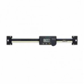 Mitutoyo ABSOLUTE® 572 Horizontal Inch/Metric Multi-Function Digimatic Scale Unit, 0 to 6 in/0 to 150 mm, LCD Display