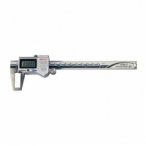 Mitutoyo ABSOLUTE® Series 573 Neck Caliper With SPC Data Output, 0 to 6 in, Graduation 0.0005 in/0.01 mm