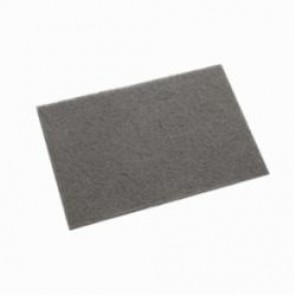 Scotch-Brite™ 7448 Hand Pad, 9 in L x 6 in W, Ultra Fine Grade, Silicon Carbide Abrasive, 20 per Box