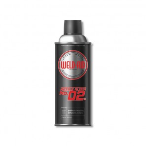 Weld-Aid® 007022 NOZZLE-KLEEN® #2® Anti-Spatter, 16 oz Aerosol Can, Liquid, Colorless, 6 Cans/Box