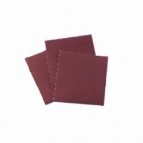 PFERD HP Coated Abrasive Sheet, 11 in L x 9 in W, 240/Very Fine, Aluminum Oxide Abrasive, Cloth Backing 50/Box