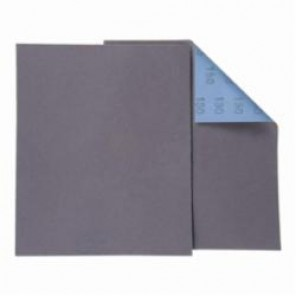 PFERD BG Coated Abrasive Sheet, 11 in L x 9 in W, 220/Extra Fine, Aluminum Oxide Abrasive, Cloth Backing 100/Box