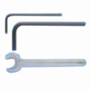 PFERD 93303 Allen Key, 4 mm W Across Flats, For Use With Belt Grinders