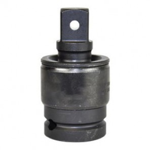 Proto® J07570A SAE Standard Length Impact Universal Joint, 3/4 in Male, 3/4 in Female, 3-1/2 in OAL, 360 deg Rotation