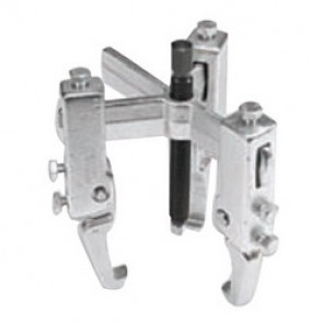 Proto® J4217 2-Way/3-Way Adjustable Jaw Puller, 6 ton, Reversible Jaw, 4-1/2 in Jaw Reach, 8 in