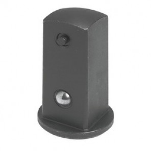Proto® J5852 Replacement Square Ratchet Plug, 1 in Drive, 2-19/32 in OAL, Black Oxide