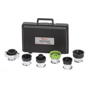 Proto® JFF600 Cool System Adapter Set, 6 Pieces, For Use With Cooling System Pressure Generating Pumps