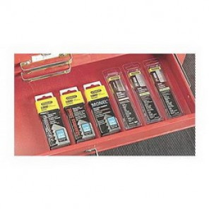 Stanley® TRA704-5C Heavy Duty Narrow Crown Staples, 1/4 in Leg Length, Chisel Point, 27/64 in Crown Width, Steel, Plain