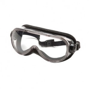 Pyramex® G404T Chemical Splash Goggles With Foam Padding, Anti-Fog, Scratch-Resistant Clear Lens