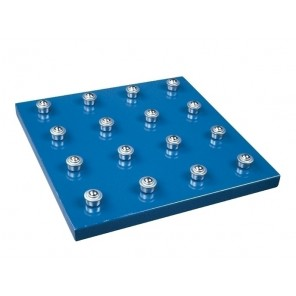 "BALL TRANSFER TABLE TOP, Size: 36 x 48"", Spacing: 3"""