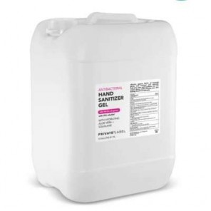 Hand Sanitizer Gel 5 Gallons
