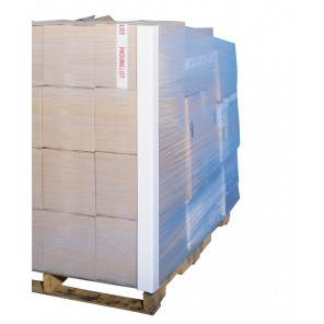 "PALLET LOAD PROTECTION V-BOARD, Size: 2 x 2 x 24"", Thickness: 0.12, Qty. Per Case: 50"