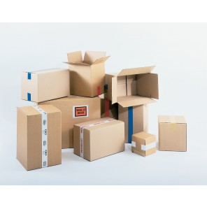 "CORRUGATED SHIPPING CARTONS, Size L: 10"", Size W x H: 10 x 10"", Ships: Std. Shipping"
