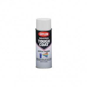 Krylon® A00326007 Machinery Lt Gray (ASA-61) Industrial Tough Coat Acrylic Enamel 16 Oz.