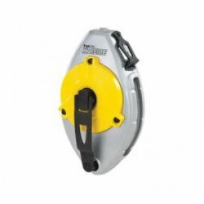 Stanley® FatMax® Xtreme® 47-480L Chalk Line Reel, 100 ft Line Length Polymer Line, 4 oz Chalk, Sliding Side Door