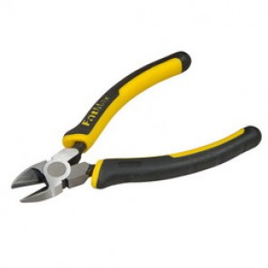 Stanley® FatMax® 89-858 Diagonal Cutting Plier, 6-3/8 in L