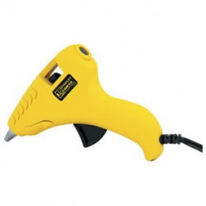 Stanley® GR10 Hot Melt Mini Glue Gun, 1/4 in,