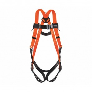 Miller™ T4500/S/MAK, Titan II Non-Stretch Full Body Harness w/ Tongue Buckle Legs, Belt Loop, S/M