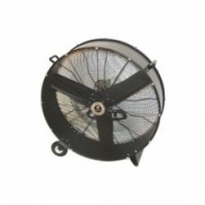 TPI CPB36D Direct Drive Standard Portable Blower, 120 VAC, 1/3 hp, 5400 cfm High, 4600 cfm Low, 36 in Aluminum Propeller, Import
