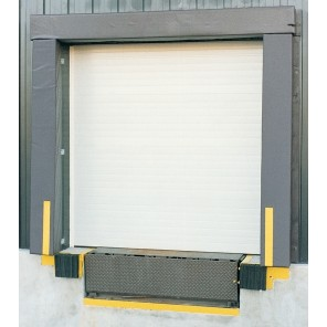"""DOCK SEAL, Projection: 20"""", Size: For 8' wide x 8' high doors"""
