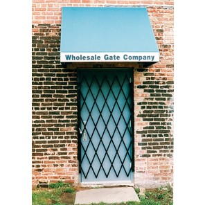 "DOOR GATE, Width: 24-48"", Collapsed Height: 61"", In Use Height: -1""/Ft."