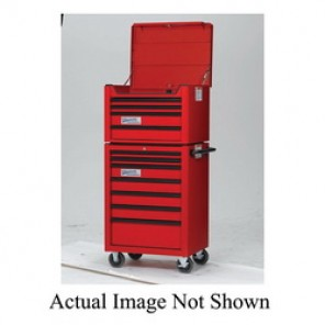 Williams® W26TC4BL Professional Top Chest, 19-13/32 in H x 26-23/32 in W x 19-13/16 in D, Aluminum Handle/Steel Drawer
