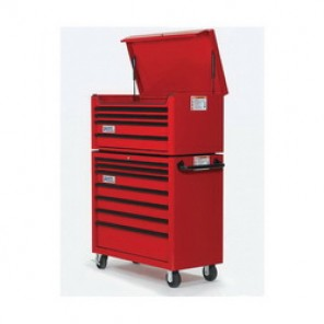 Williams® W40RC7 Professional Roll Cabinet, 37-7/8 in H x 40 in W x 19-13/16 in D, Steel