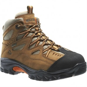 Men's Wolverine Durant Waterproof Steel-Toe EH Hiker