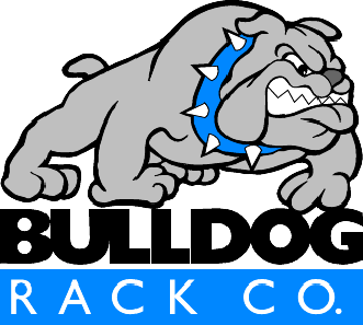Bulldog Rack Co. Logo